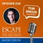 Artwork for EP20: Tom Breeze -  How Youtube Video Advertising Can  Grow Your Business