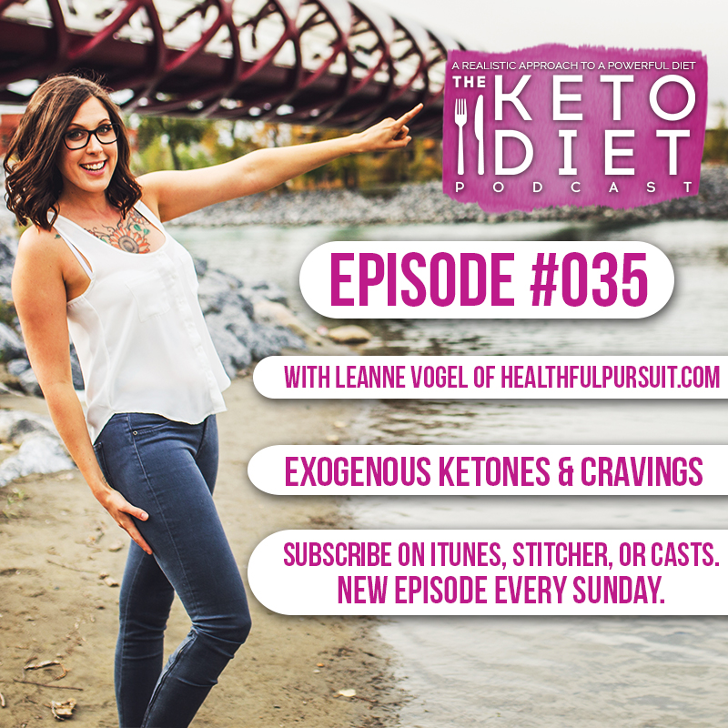 #035 Exogenous Ketones and Cravings