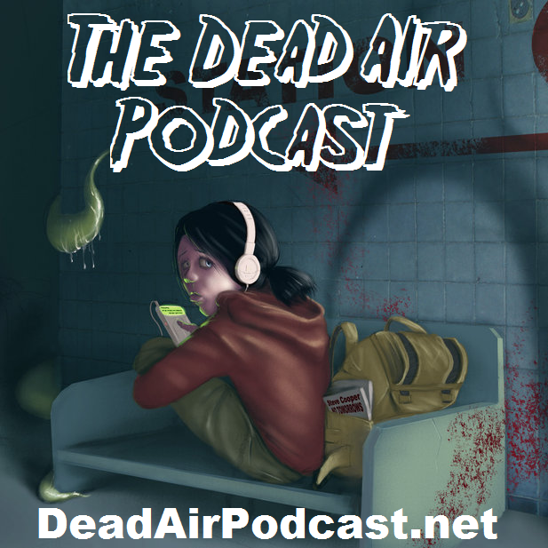 The Dead Air Horror & Genre Podcast logo