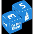 The Dice Steeple show art