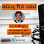 Artwork for The Solution for Sales and Marketing Alignment, with Bernie Borges, Episode #026