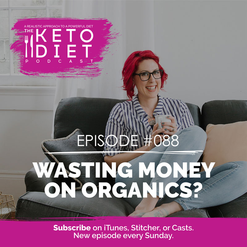 #088 Wasting Money on Organics? with Gunnar Lovelace