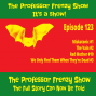 Artwork for The Professor Frenzy Show #123