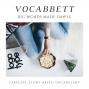 Artwork for Vocabbett Update + Homage to My Favorite Author