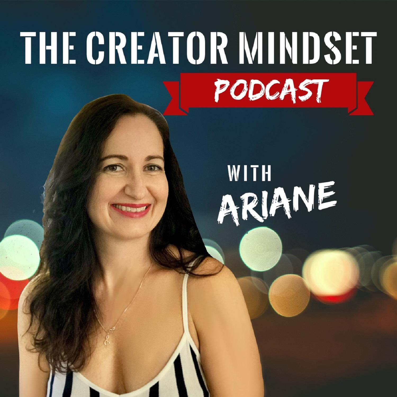 The Creator Mindset Podcast show art