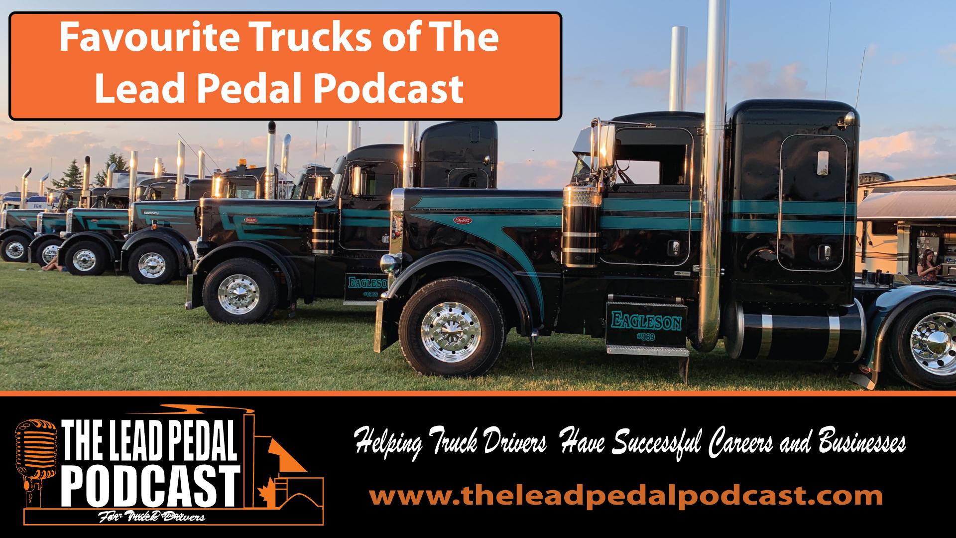 Favourite Trucks