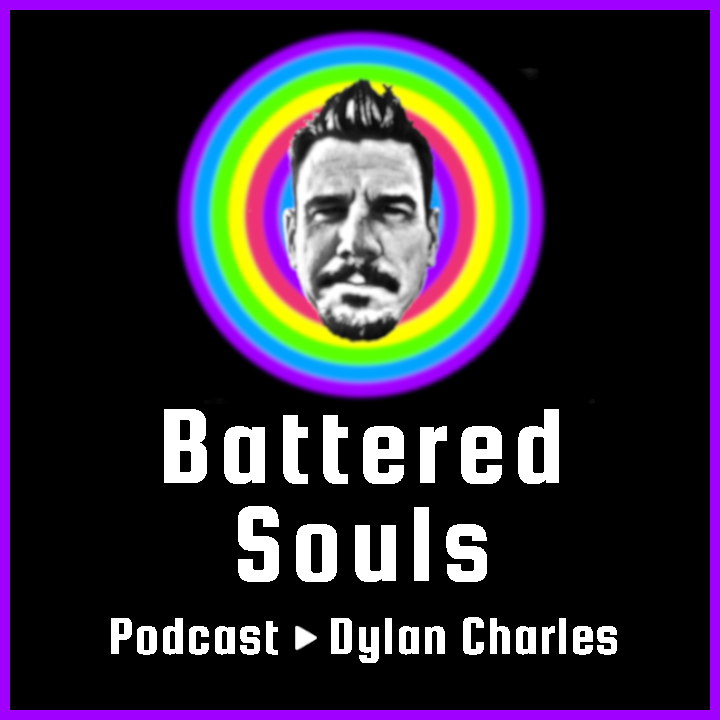 Battered Souls with Dylan Charles show art