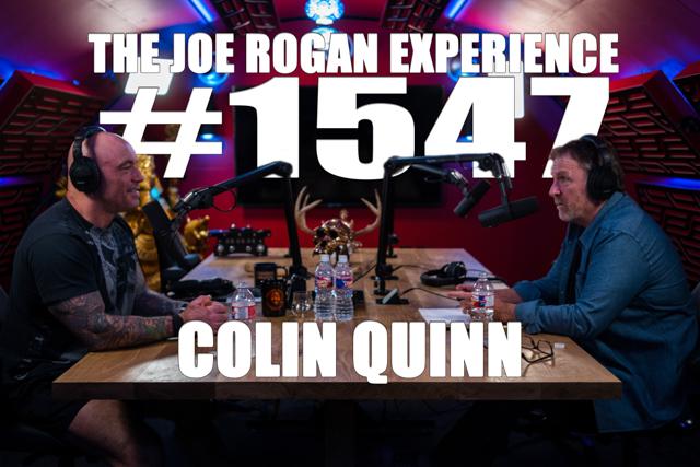 #1547 - Colin Quinn