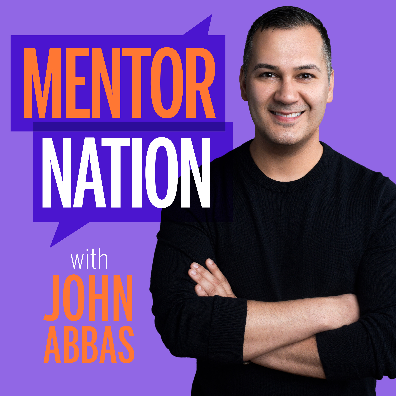 Mentor Nation with John Abbas show art