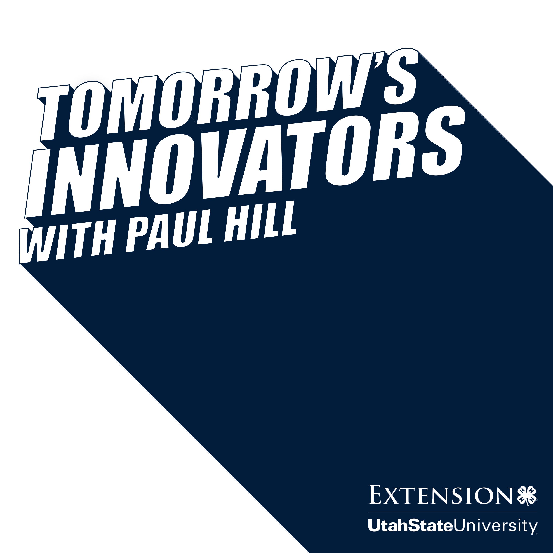 Tomorrow's Innovators Podcast show art