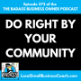 Artwork for Do What Is Right by Your Community