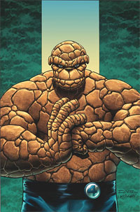 Fanboy Power Hour Episode 47: Givin' Ben Grimm The Finger!