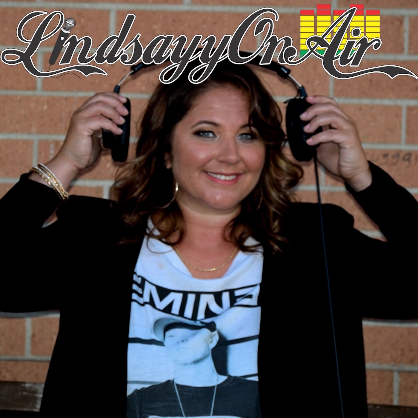 Life with Lindsay Unfiltered The Podcast show art