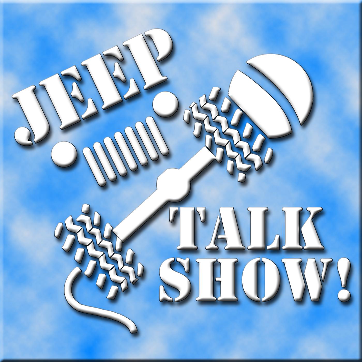 Jeep Talk Show, A Jeep podcast! logo