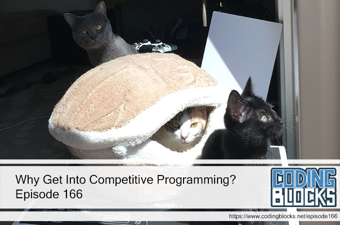 Why Get Into Competitive Programming?
