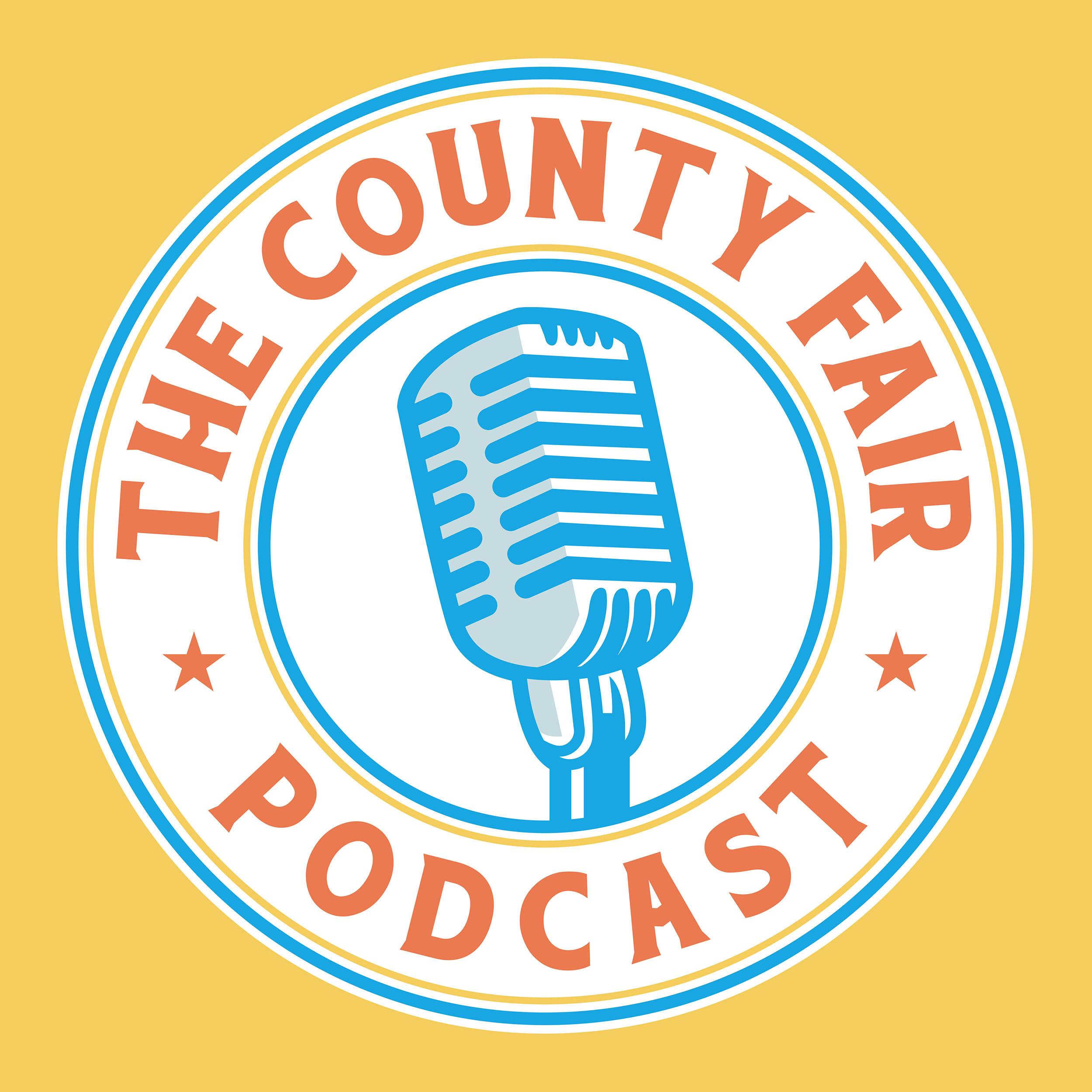 County Fair Podcast show art