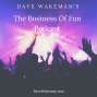 Artwork for The Business of Fun, Episode 9: Steven Dobesh