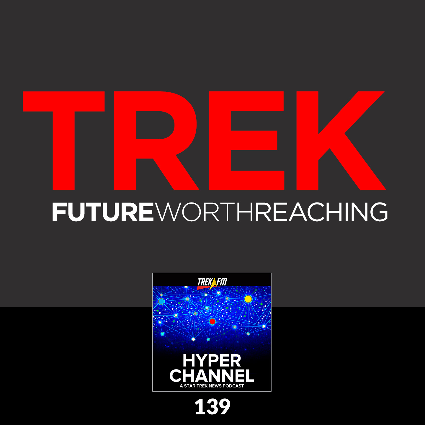 139: TREK Talks