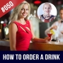 Artwork for #050 How to order a drink in English | Going out at night in NYC