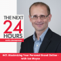 Artwork for #47: Maximizing Your Personal Brand Online during COVID-19 - with Ian Moyse