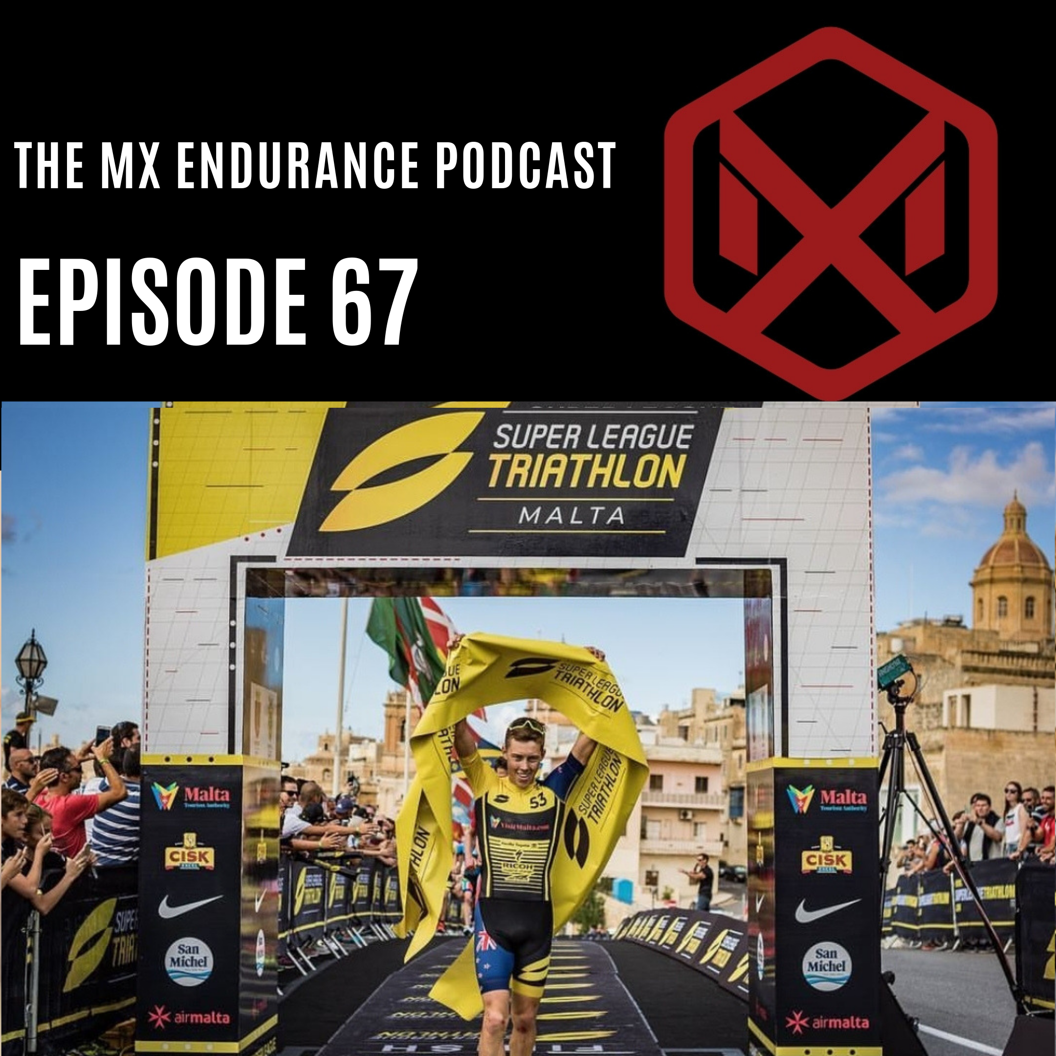 #67 - The Olympic Test Event with Hayden Wilde & Norseman Winner, Lucy Gossaage