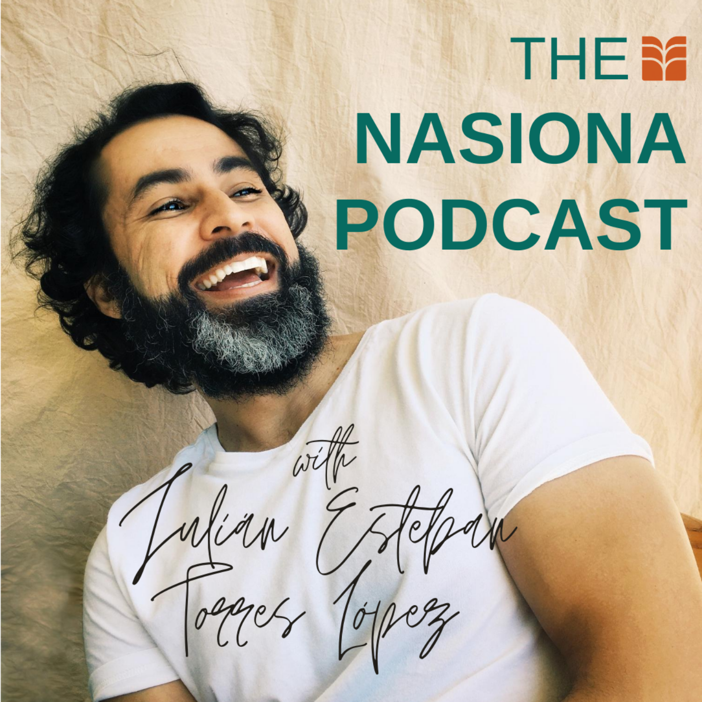 The Nasiona Podcast show art