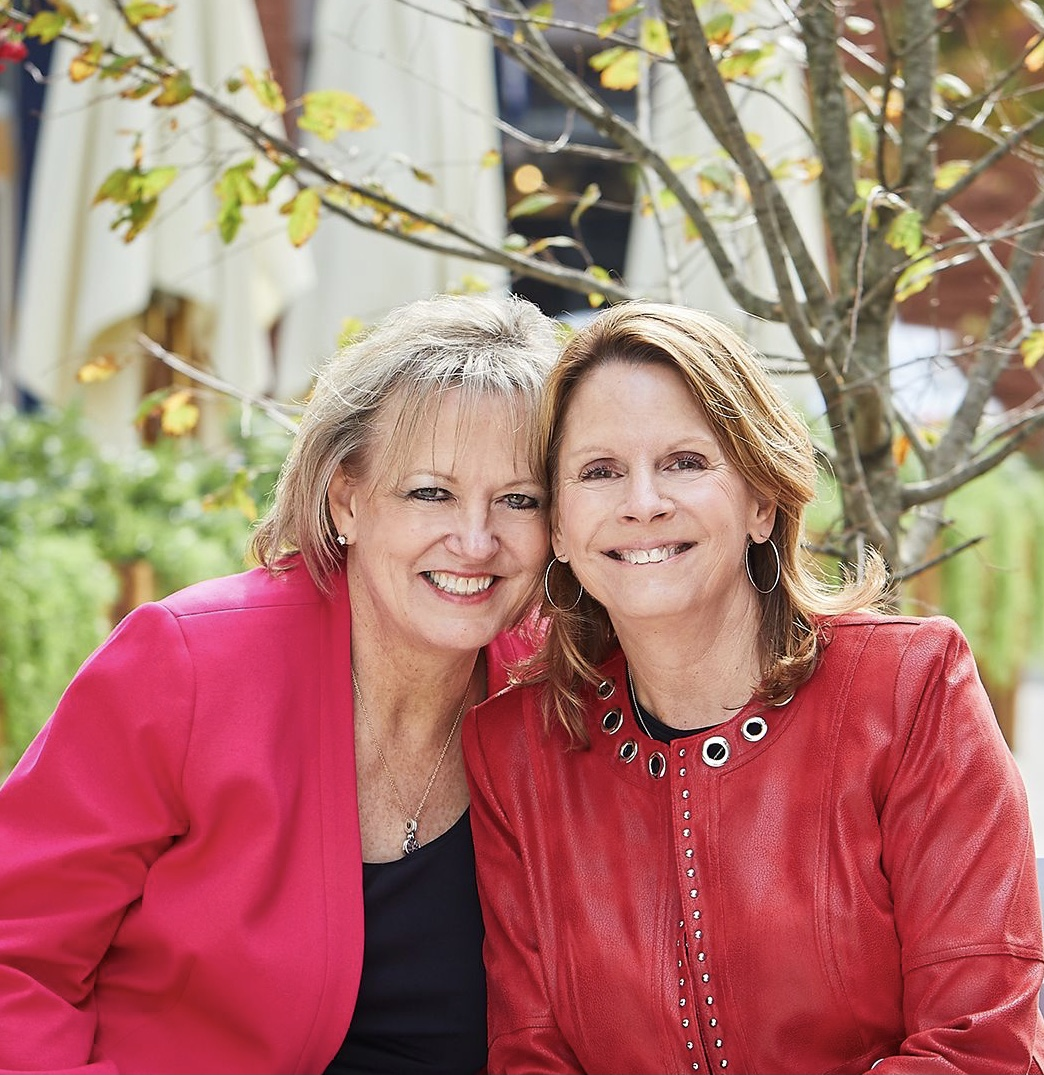 Michelle Troseth and Tracy Christopherson