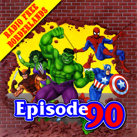 Episode 90: Diversions - Marvel Super Heroes