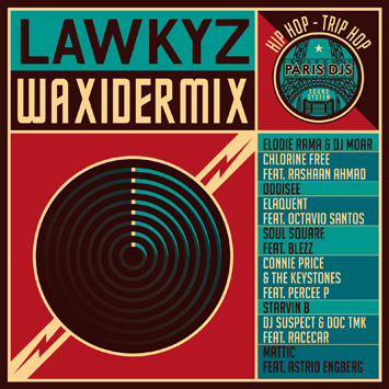 Lawkyz - The Waxidermix