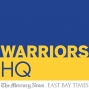 """Artwork for """"The Question Man"""" Warriors assistant coach Bruce Fraser"""
