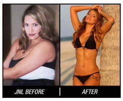 Jennifer Nicole Lee Wants To See You In A Bikini. Train Smarter With ITrainHarder. And Andy Langberg Wants To Reactivate You