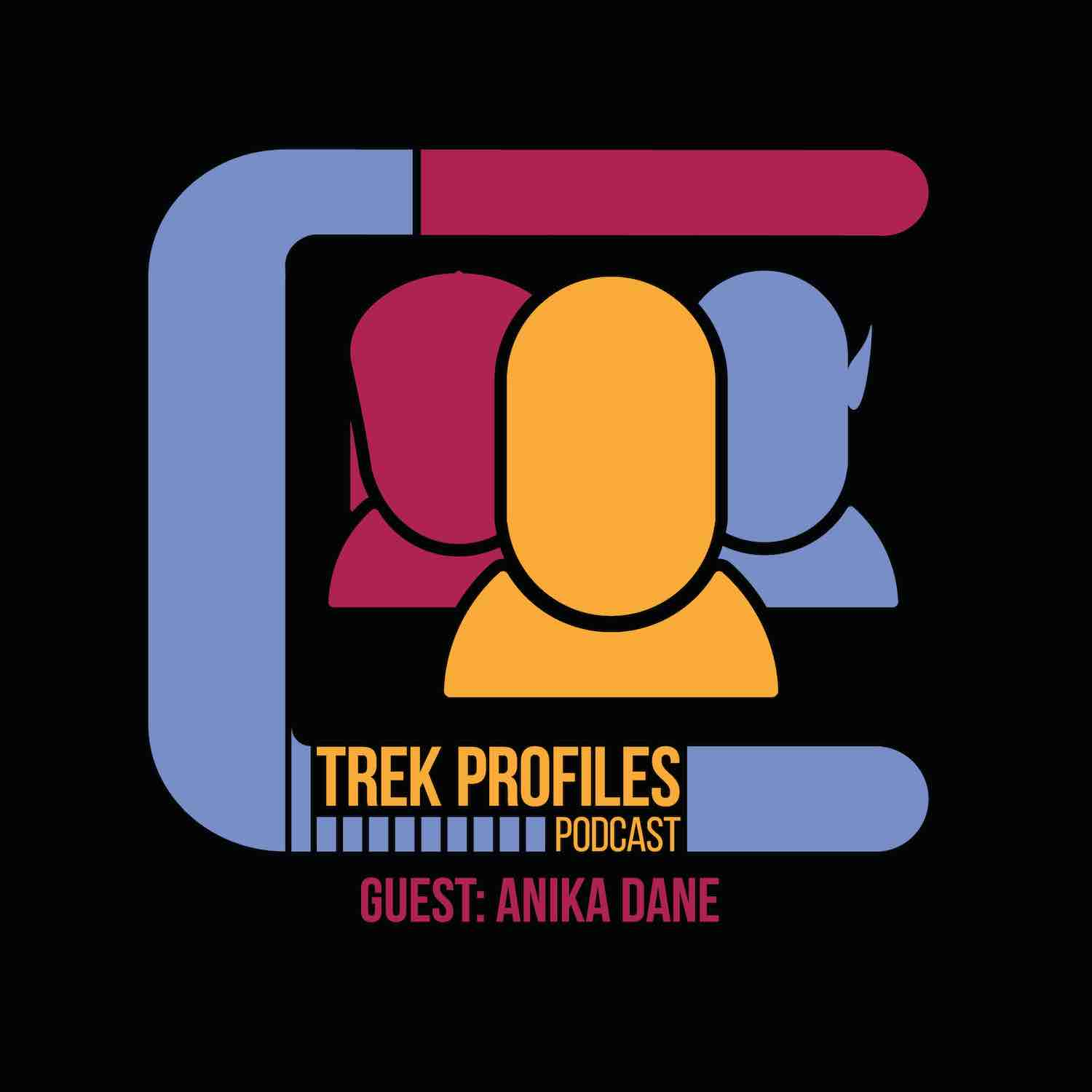 TrekProfiles #31: Anika Dane