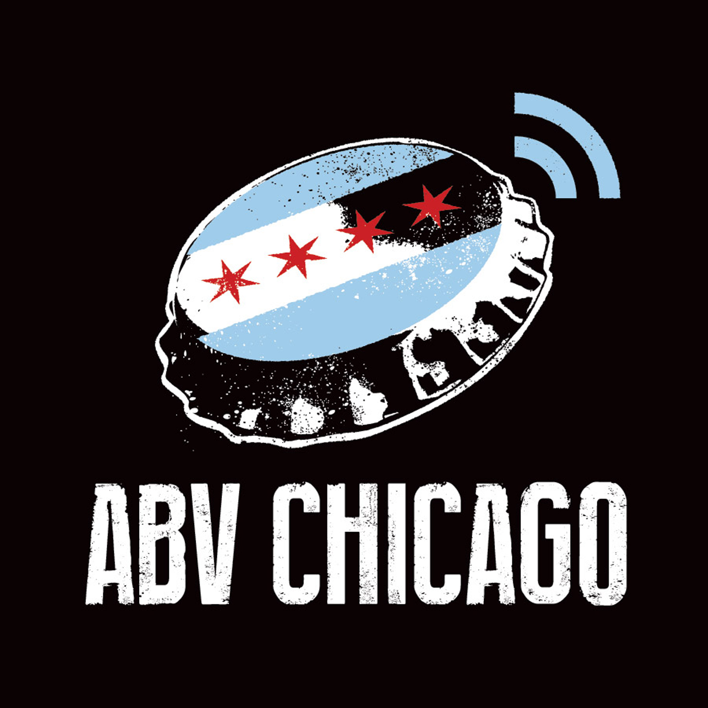 ABV Chicago Craft Beer Podcast show art