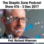 Artwork for The Skeptic Zone #476 - 3.Dec.2017