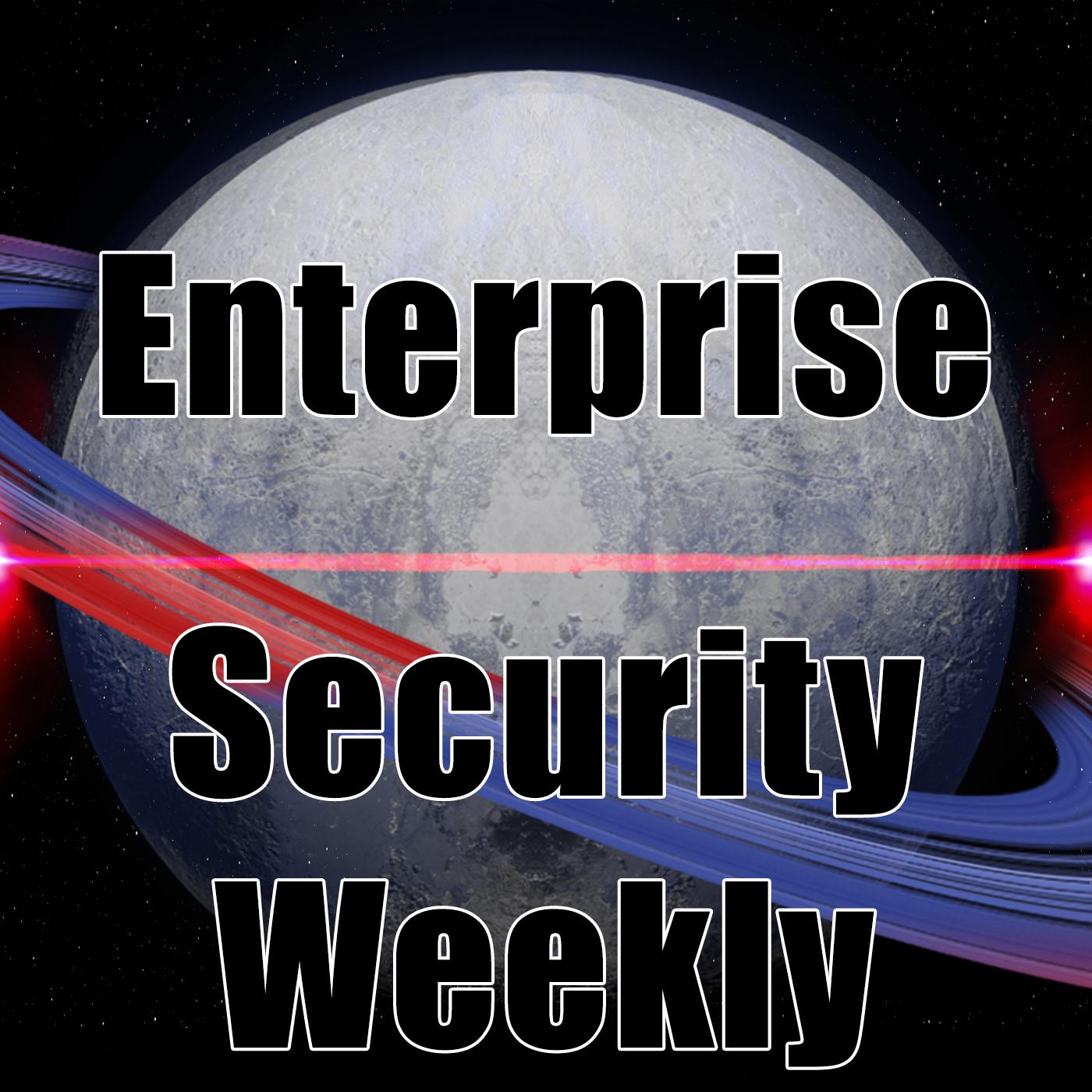 Enterprise Security Weekly (Audio) show art