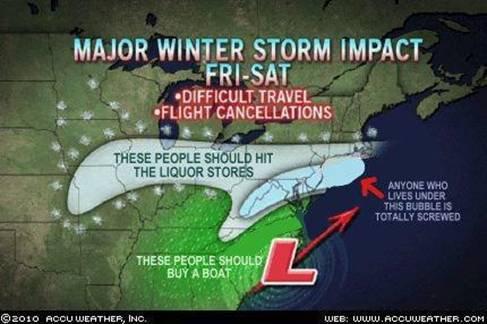 MD 31 Snowpocalypse