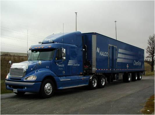 Bruce's Nalco Truck