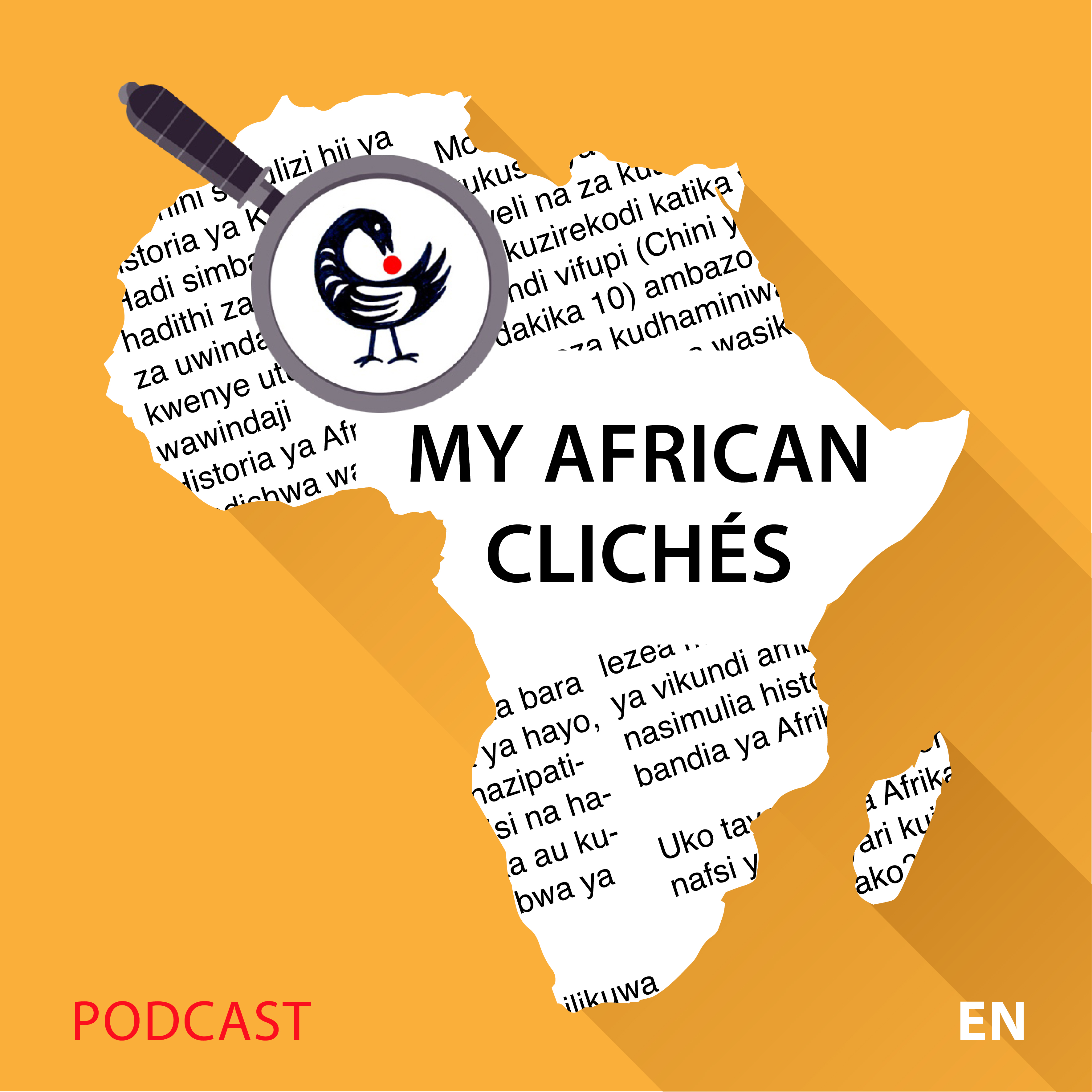 My African Clichés ( English)