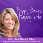 Artwork for Ep 27 – Jodi Sternoff Cohen – Improve Your Bone Health with Essential Oils