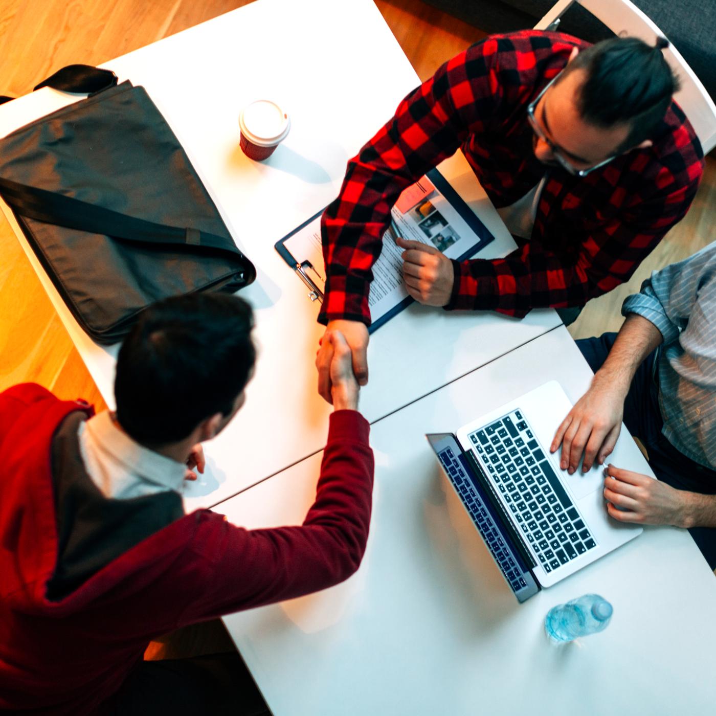 Anställningsintervjun – tipsen som lönar sig