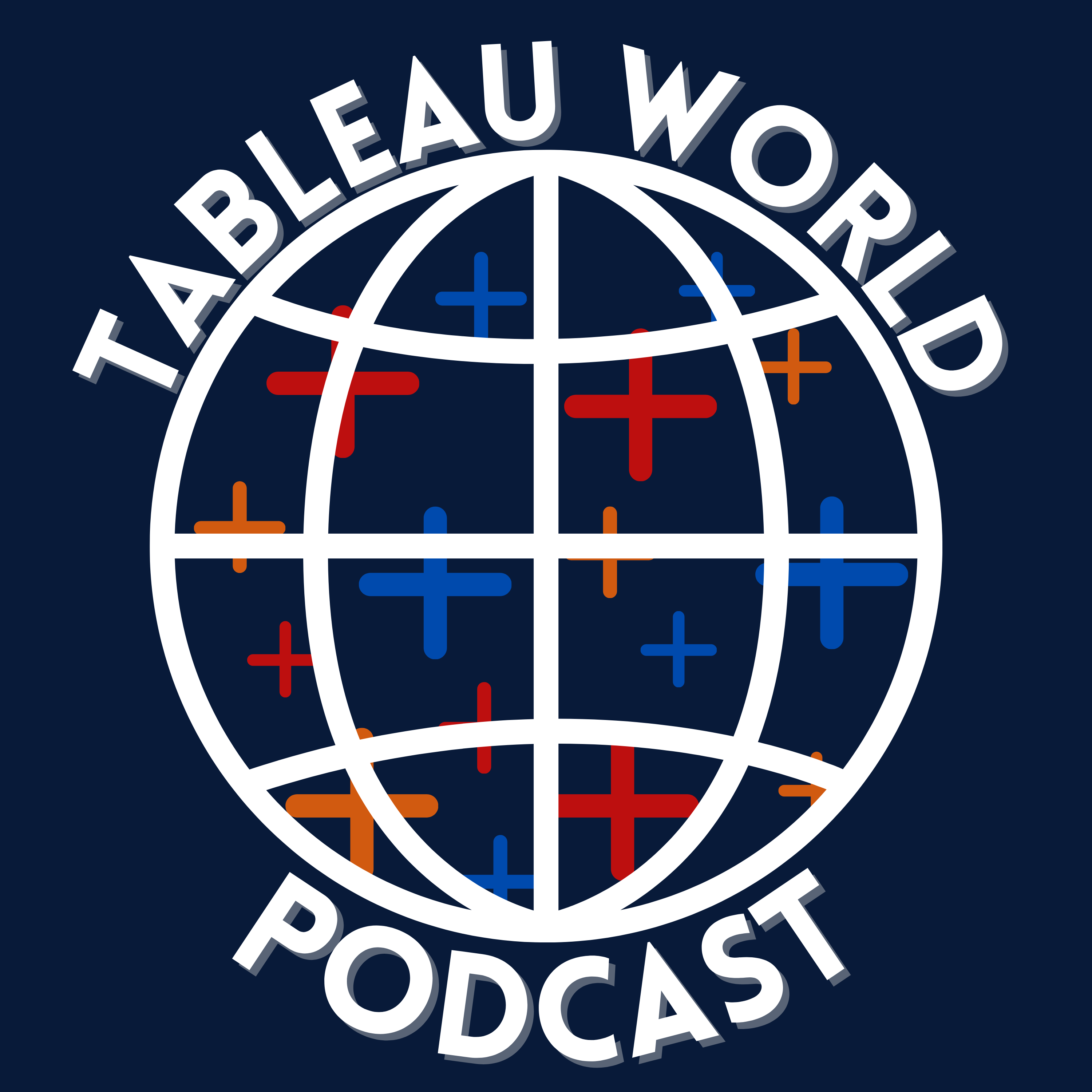The Tableau World Podcast show art