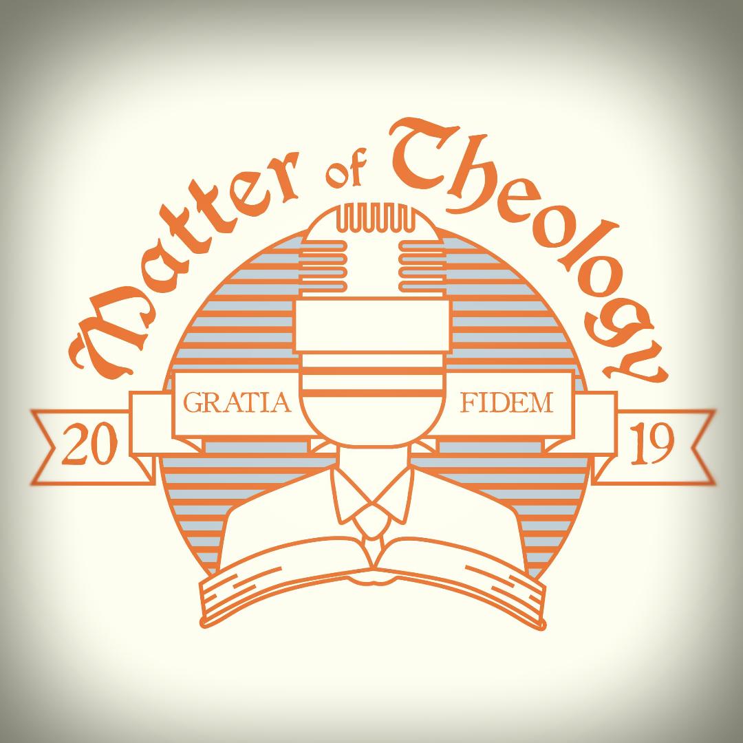 Matter of Theology Podcast show art