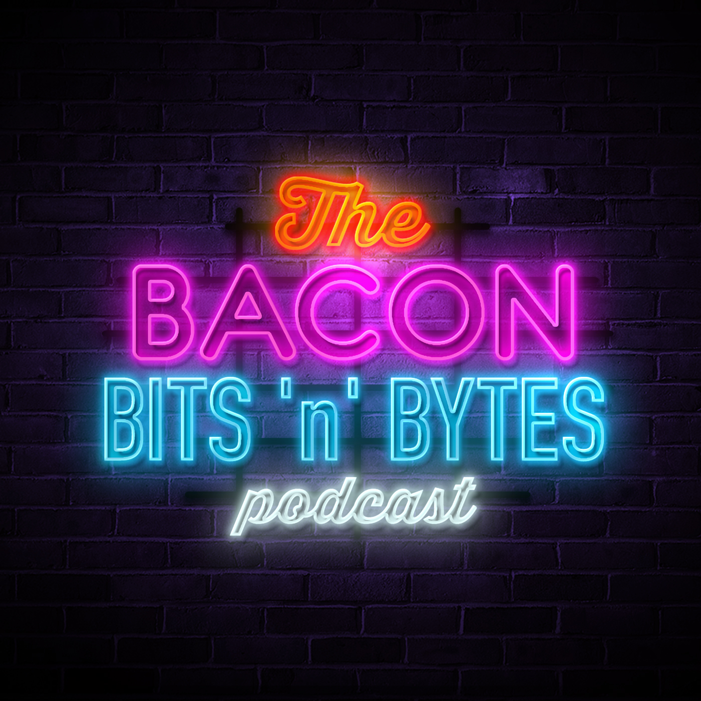 The Bacon Bits 'n' Bytes Podcast show art