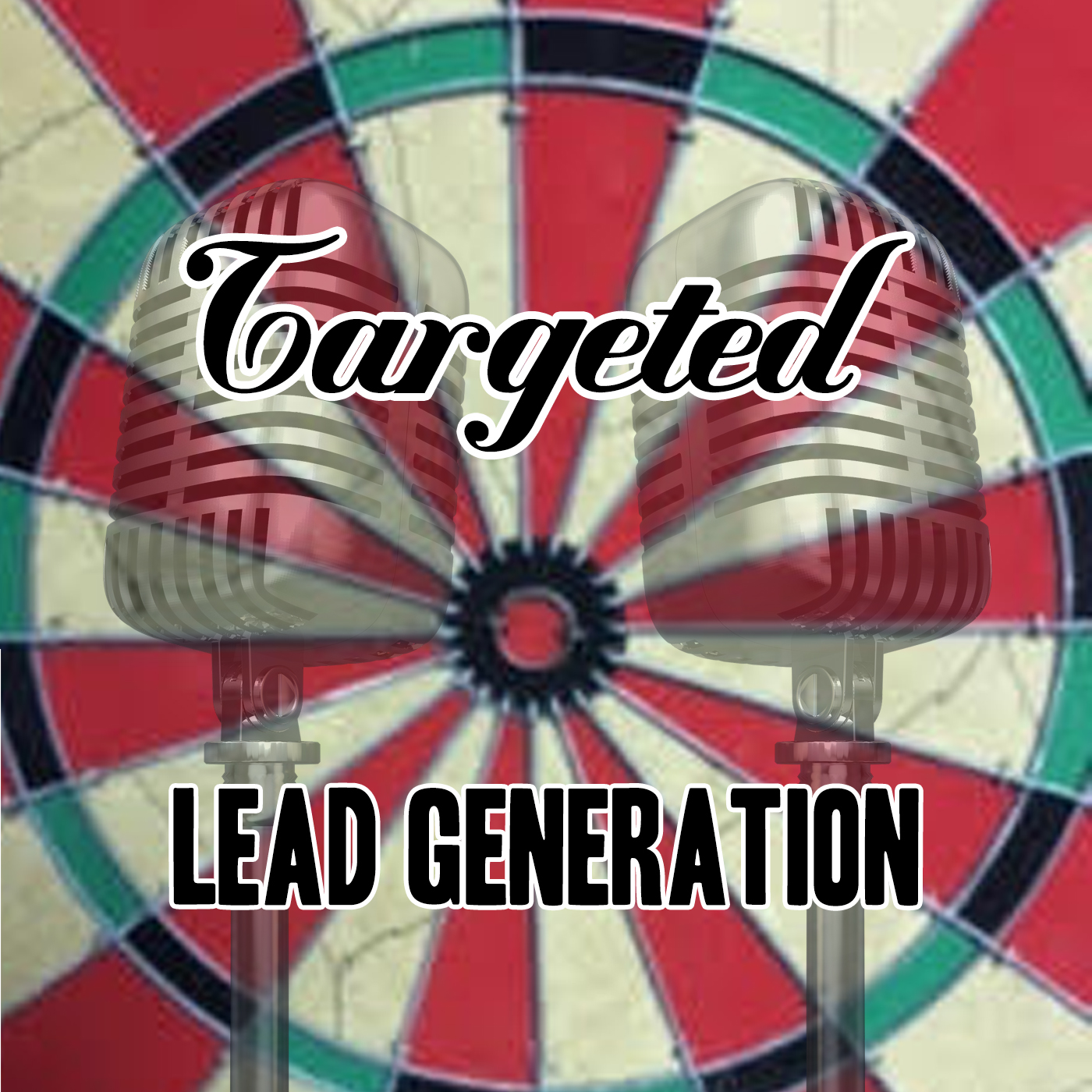 Targeted Lead Generation - Helping you discover and find the best lead generation tools and techniques for your business show art