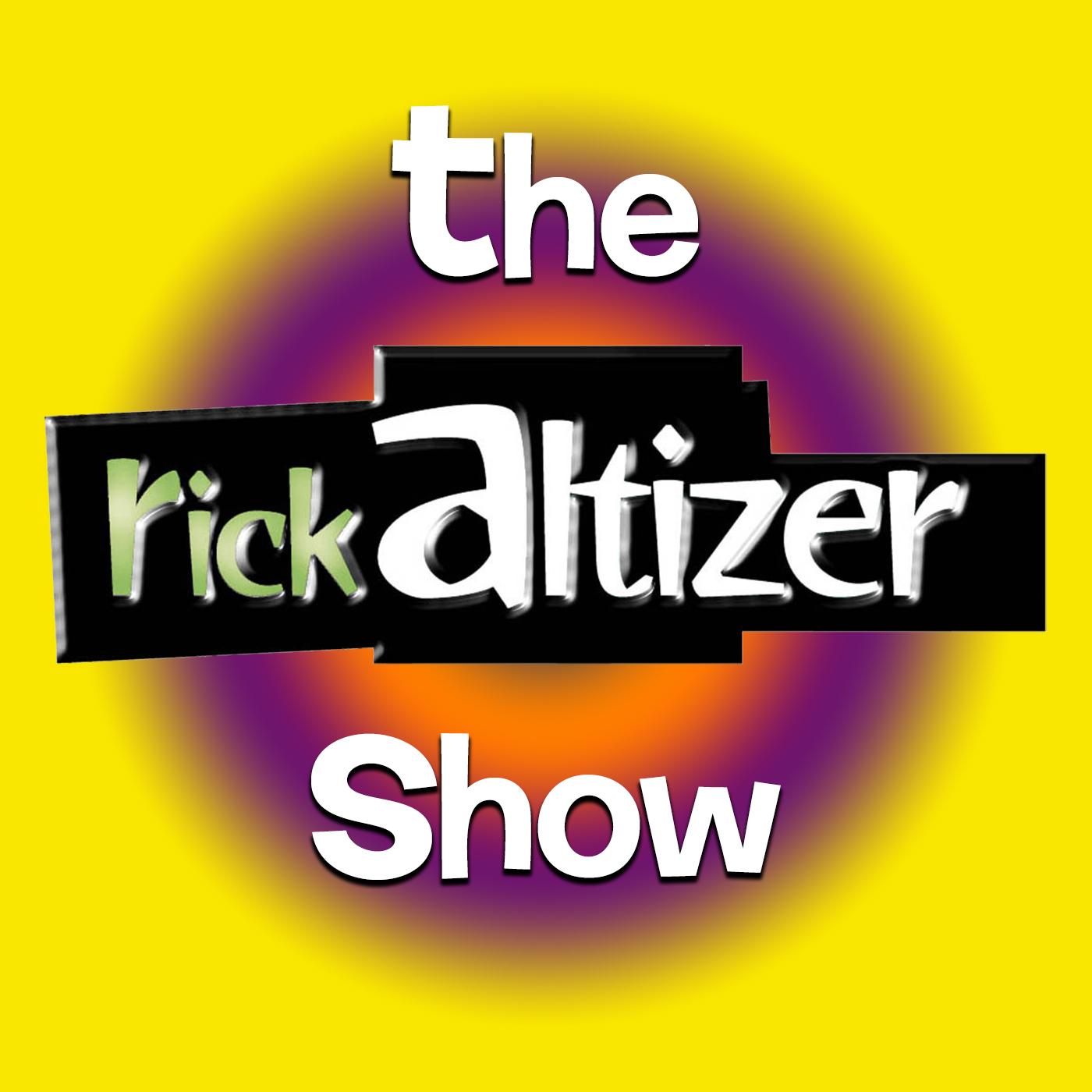 Artwork for The Rick Altizer Show - Dr. Craig A Evans