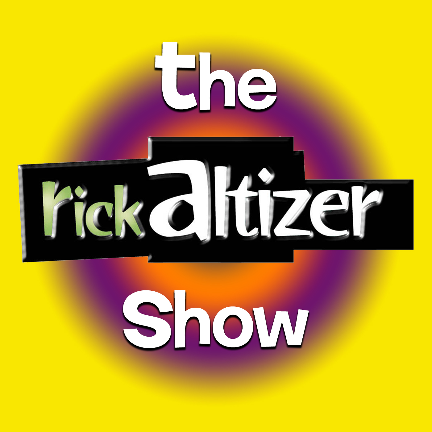 Artwork for Rik Roberts interviews Rick Altizer Part 1