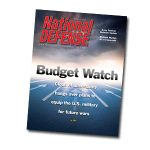Artwork for Budget Watch - March 2012