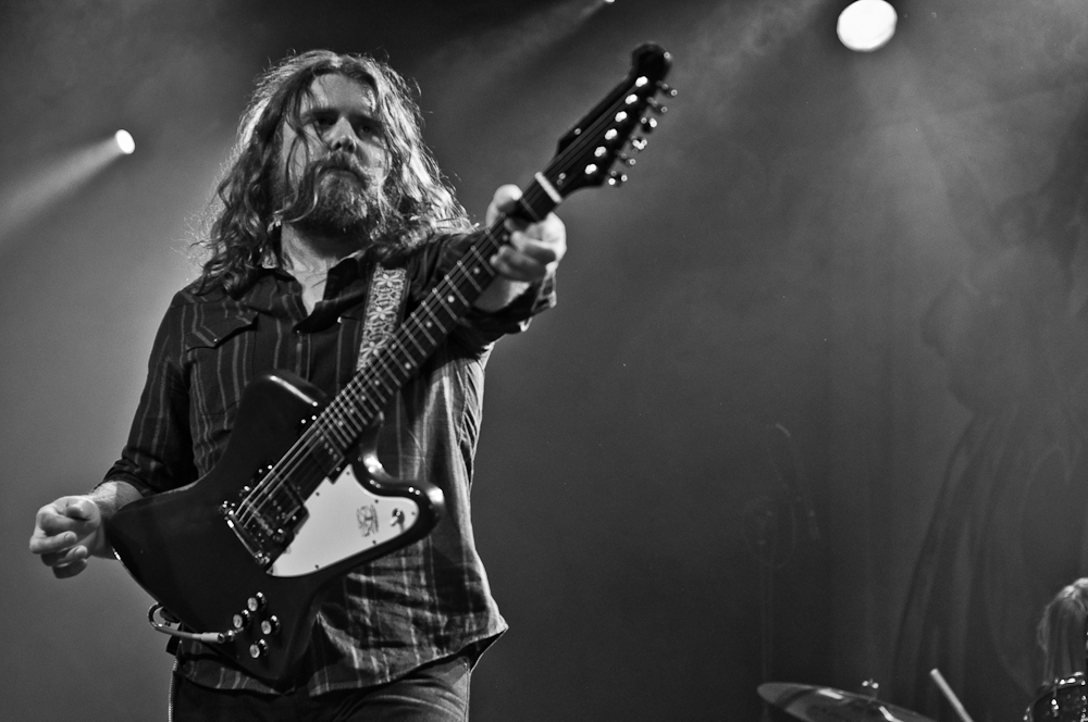 #207:Ewan Currie/The Sheepdogs