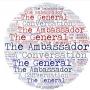Artwork for US Military & Diplomatic Leadership in Iraq: General David Petreaus & Ambassador Ryan Crocker. 12/20/17