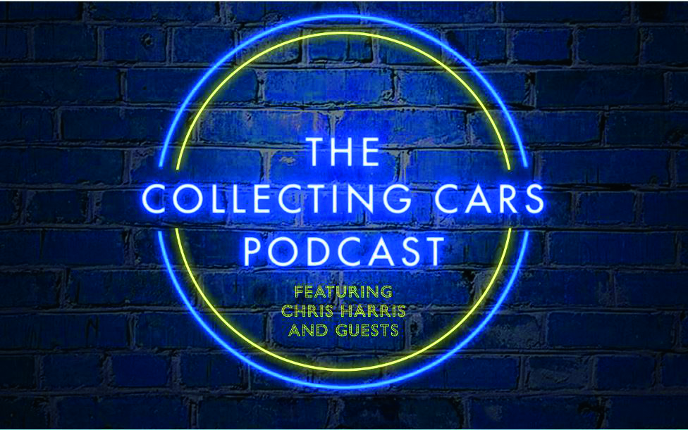 Chris Harris talks Cars with Ian Litchfield